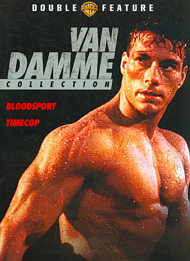 VAN DAMME COLLECTION:BLOODSPORT/TIMEC BY VAN DAMME,JEAN-CLAU (DVD)