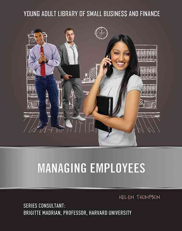 Managing Employees By Thompson, Helen